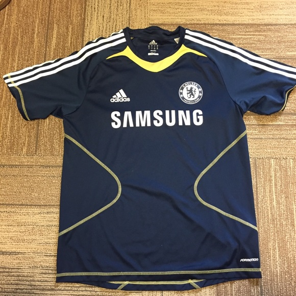 new product 97321 37b5d Chelsea FC Warm-Up Jersey